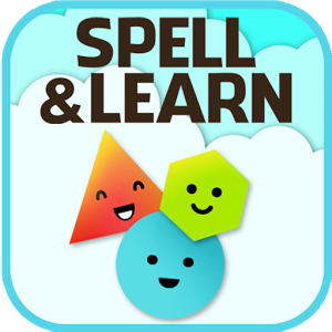 Spell & Learn: Colors & Shapes