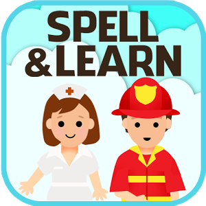 Spell & Learn: Occupations