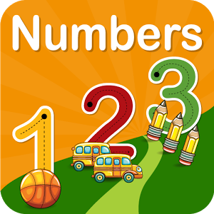 Numbers 123 Activity Book Lite