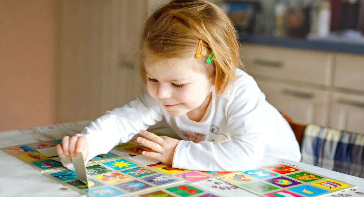 9 jednoduchých hier na trénovanie pamäti a pozornosti
