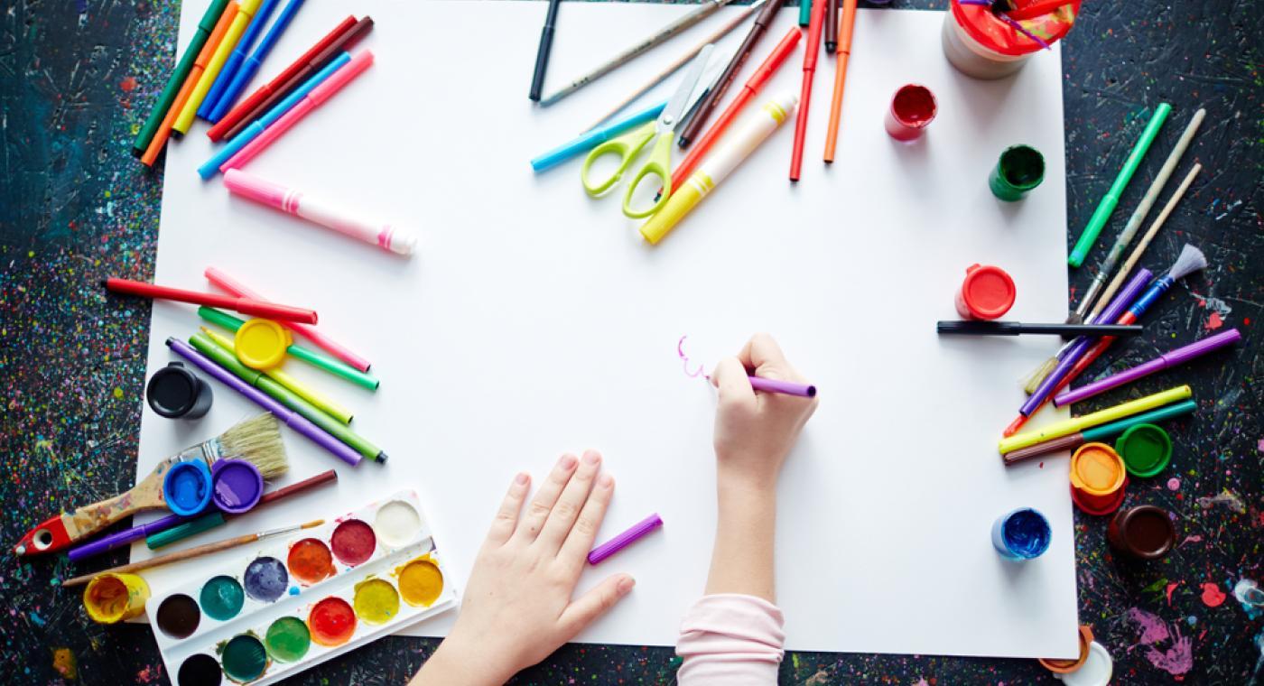 Kreativita zabezpečuje všestranný rozvoj detí