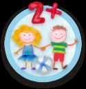 Vhodné pre dve a viac detí