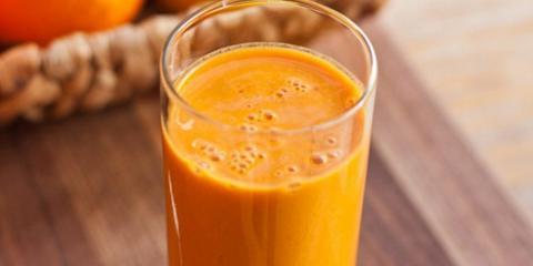 Detoxikačné brusnicové smoothie
