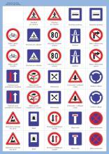 Pexeso dopravné značky 32 kusov, 2.strana