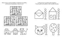 Vyfarbi podľa tvarov