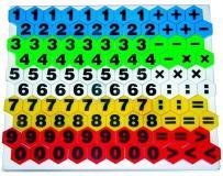 Stavebnica Počty nadchne všetkých milovníkov čísel a počítania.