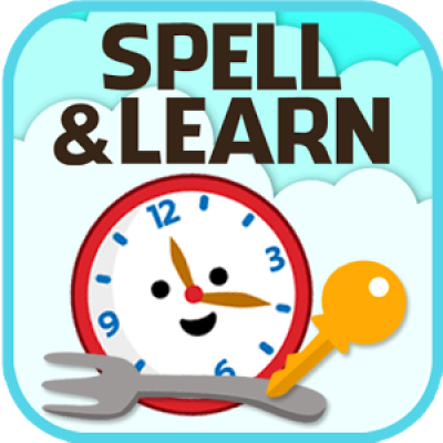 Kids Spell & Learn: Objects