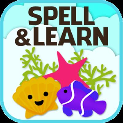 Kids Spell & Learn: Waterworld