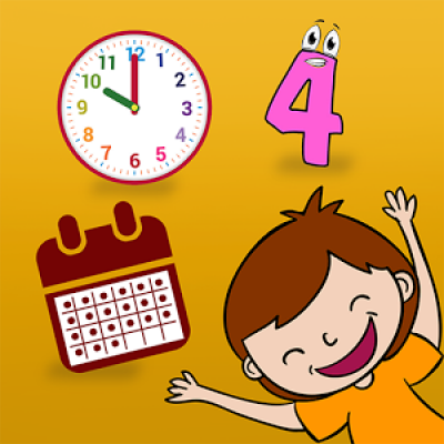 Learn Numbers Time Days Months