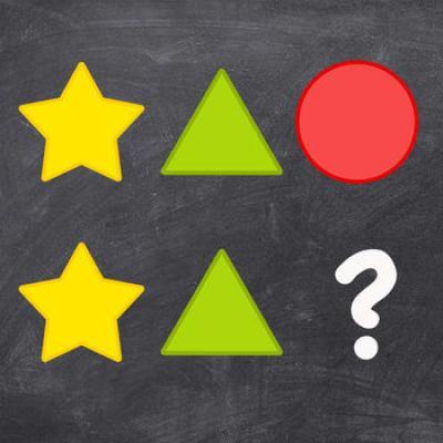 Learning Patterns - Pattern & Logic Game for Kids