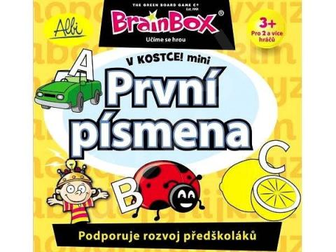 Učíme sa hrou - Brain Box Prvé písmená