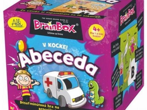 Učíme sa hrou - Brain Box Abeceda