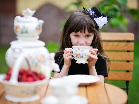 40 zásad pre slušne vychované dieťa a jeho rodičov