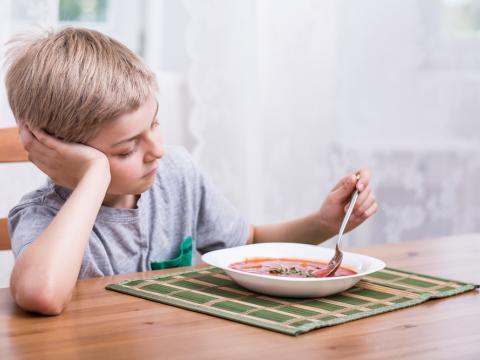 Ako správne motivovať prieberčivé dieťa?