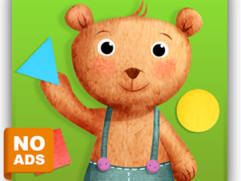 Kids Shapes & Colors Preschool