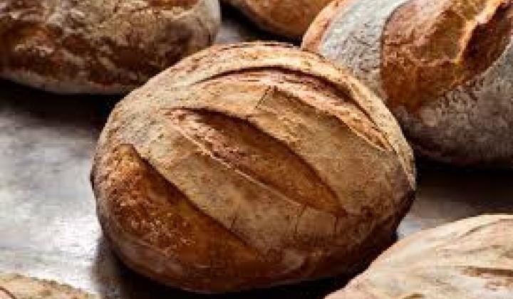 Domáci špaldový chlieb