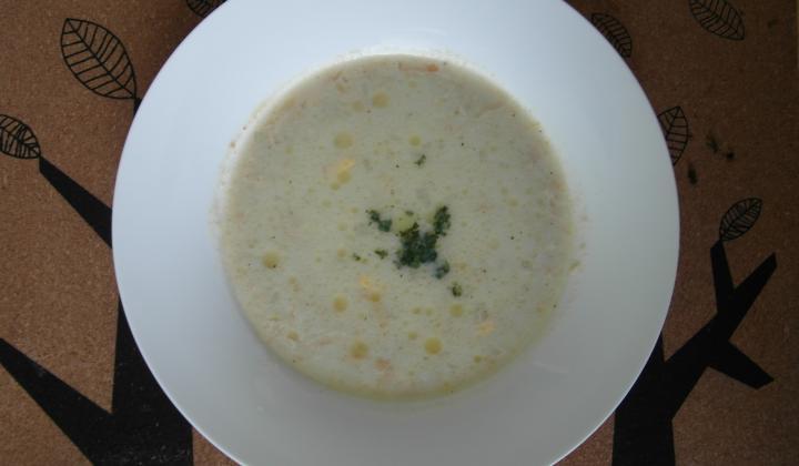 Zelerová polievka