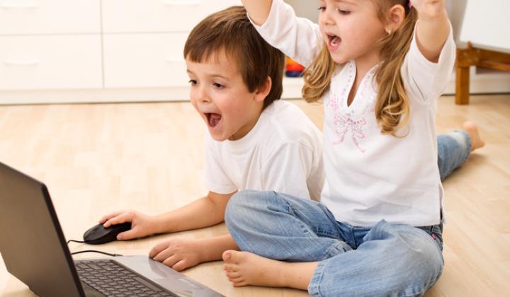V akom veku pustiť dieťa k počítaču?