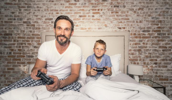 Pozitívny vplyv videohier na vývoj dieťaťa